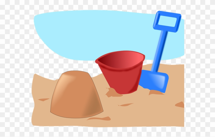 Sand Clipart Sand Toy.