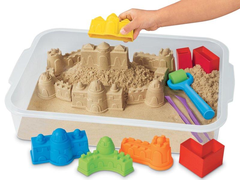 Mold & Play Sensory Sand Set.