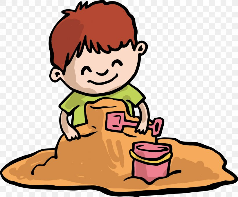 Sand Play Child Clip Art, PNG, 1954x1616px, Sand, Area.