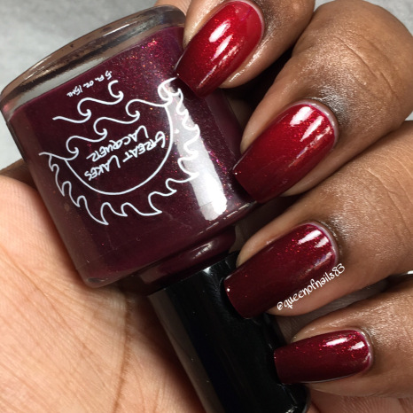 Swatch & Review: Great Lakes Lacquer.