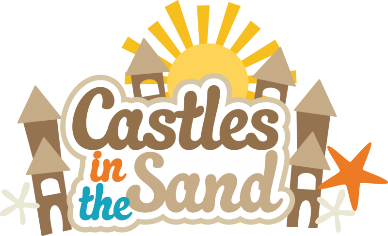 Sand Castle Clipart.