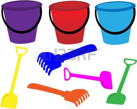 3,520 Sand Pail Cliparts, Stock Vector And Royalty Free Sand Pail.