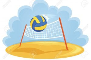 Sand volleyball clipart 1 » Clipart Portal.