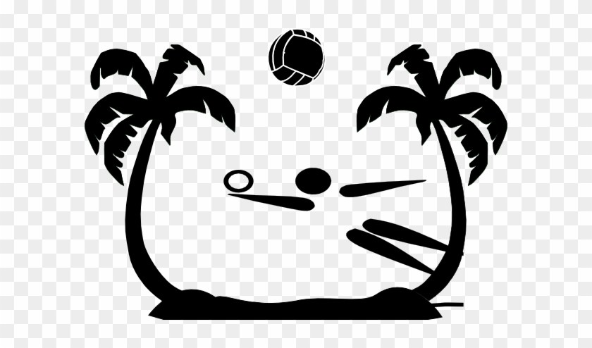 Sand volleyball clipart 2 » Clipart Portal.