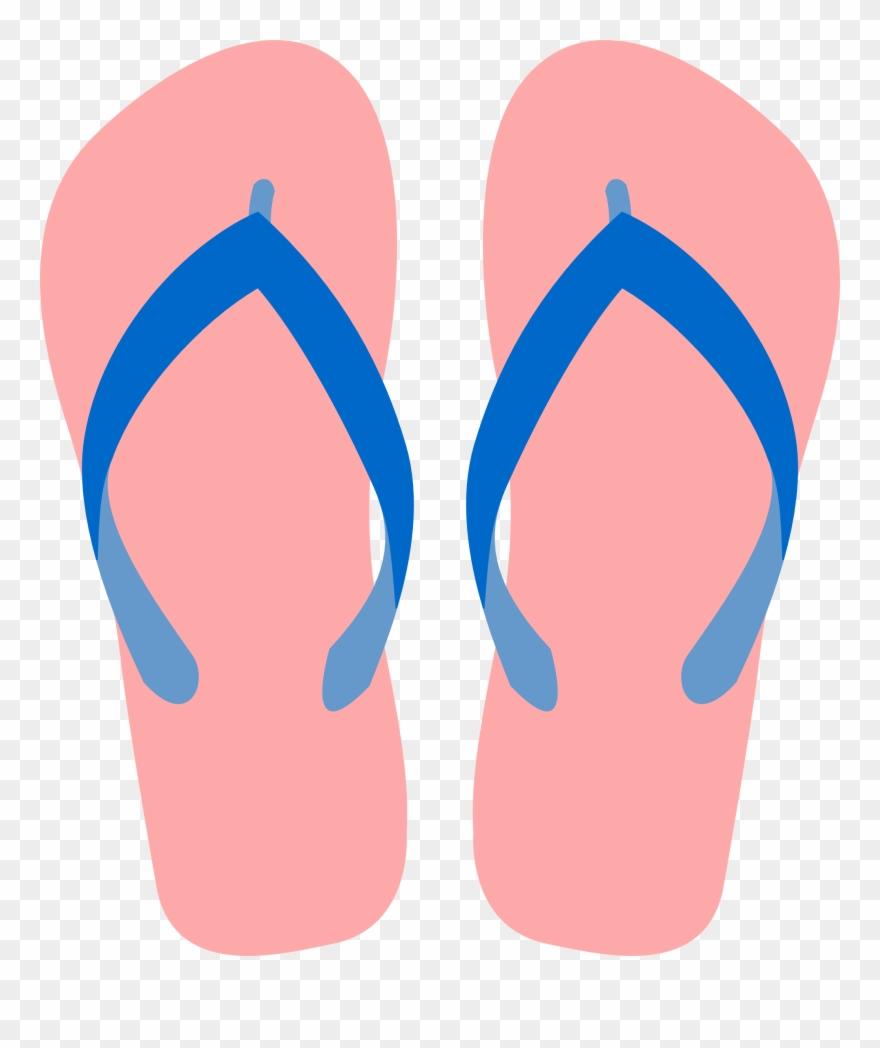 Clip Art Sandals.