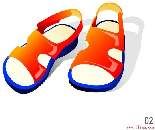 Free sandals vector free vector download (45 Free vector) for.