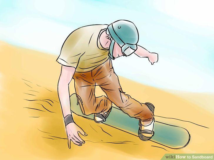 How to Sandboard.