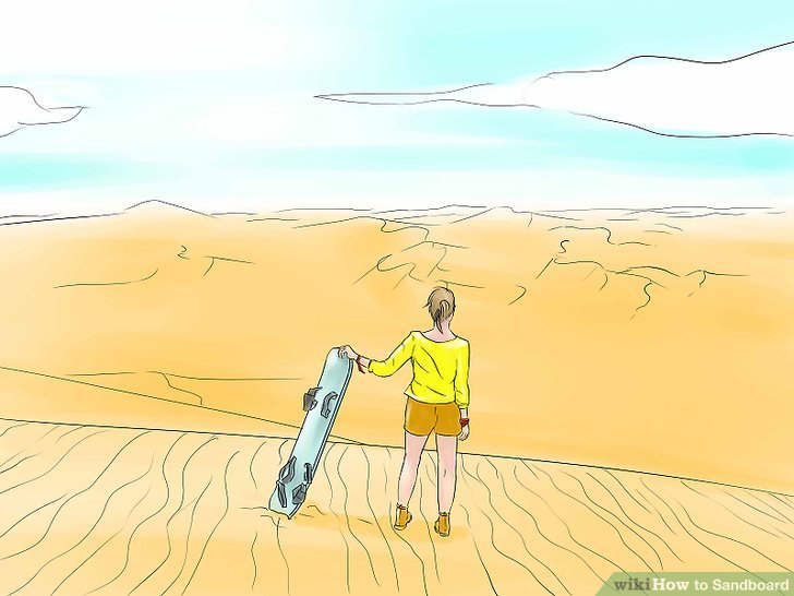 How to Sandboard: 10 Steps (with Pictures).
