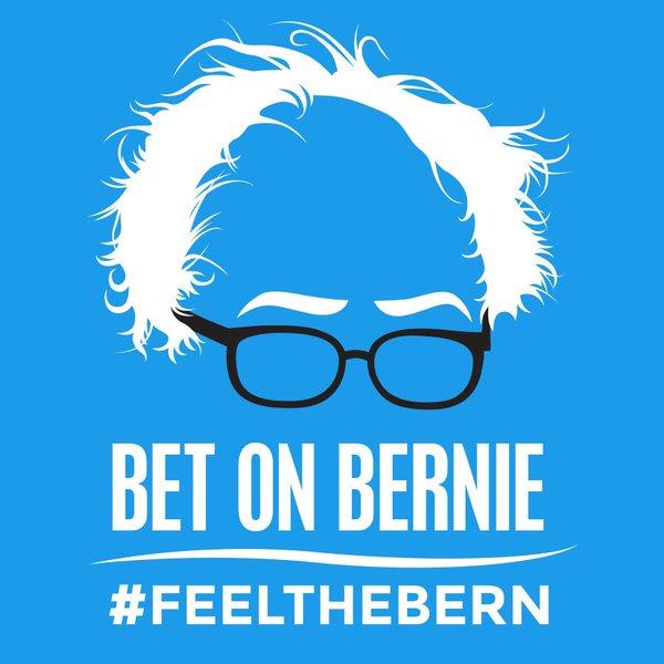 Bernie hair clipart.