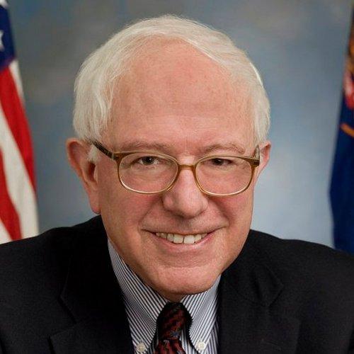 Sanders In Northwest Iowa.