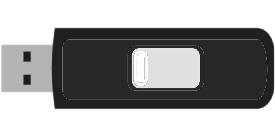 Free vector graphic: Flash Drive, Usb Drive.
