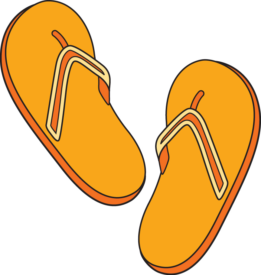 Free Sandals Cliparts, Download Free Clip Art, Free Clip Art.