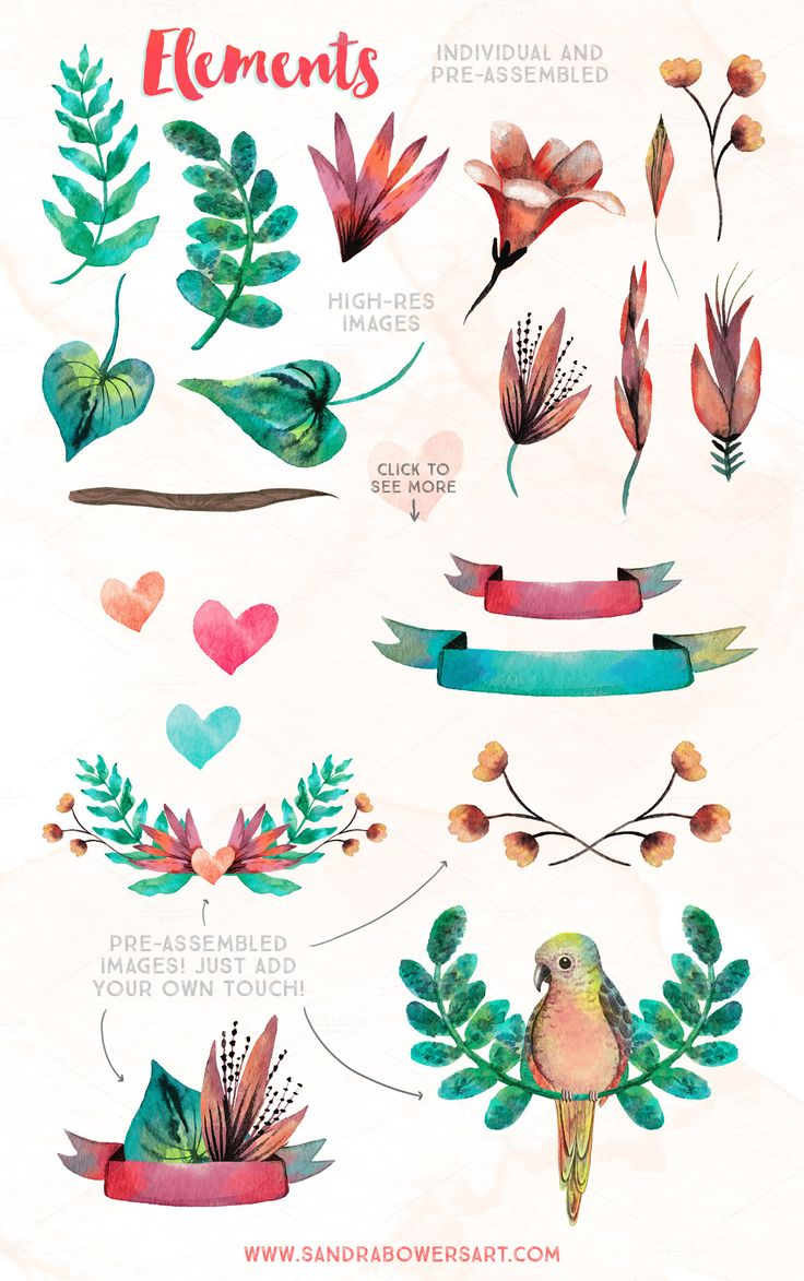 1000+ images about ✏   Watercolor on Pinterest.
