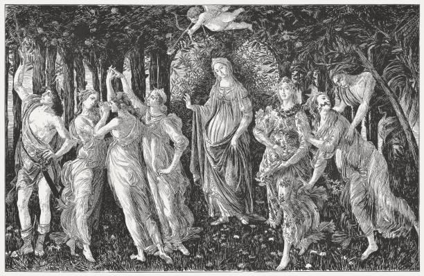 Botticelli Clip Art, Vector Images & Illustrations.