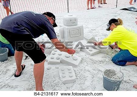 Picture of Sarasota Florida Siesta Key Crystal Classic Master Sand.