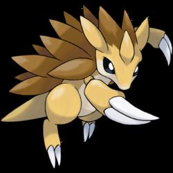 Sandslash (Pokémon).