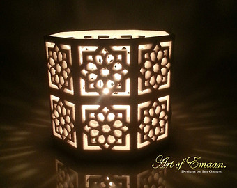 Moroccan lantern.