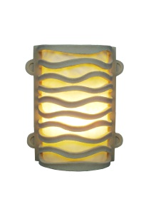 Waterproof Lighting LED Lamp Sandstone Lantern.