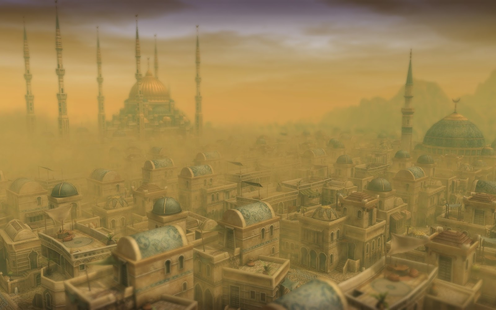 The Everwayan: The Sandgates Of The Sixth Kingdom.