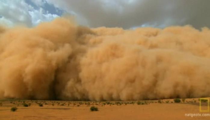 Sandstorm Strategy.