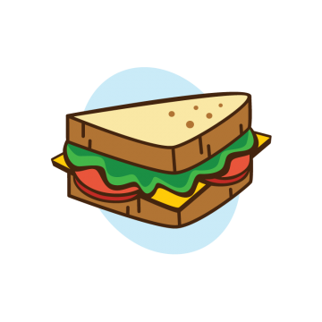 Sandwich Png, Vector, PSD, and Clipart With Transparent.