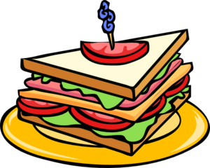 sandwich clipart royalty free sandwich clipart illustration #78958.