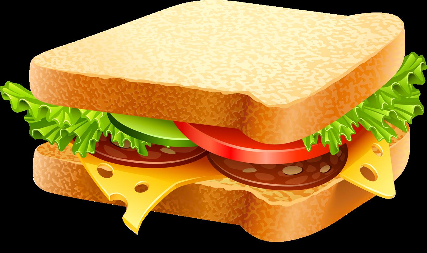 Free to Use & Public Domain Sanwich Clip Art.