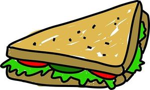 37+ Sandwich Clipart.