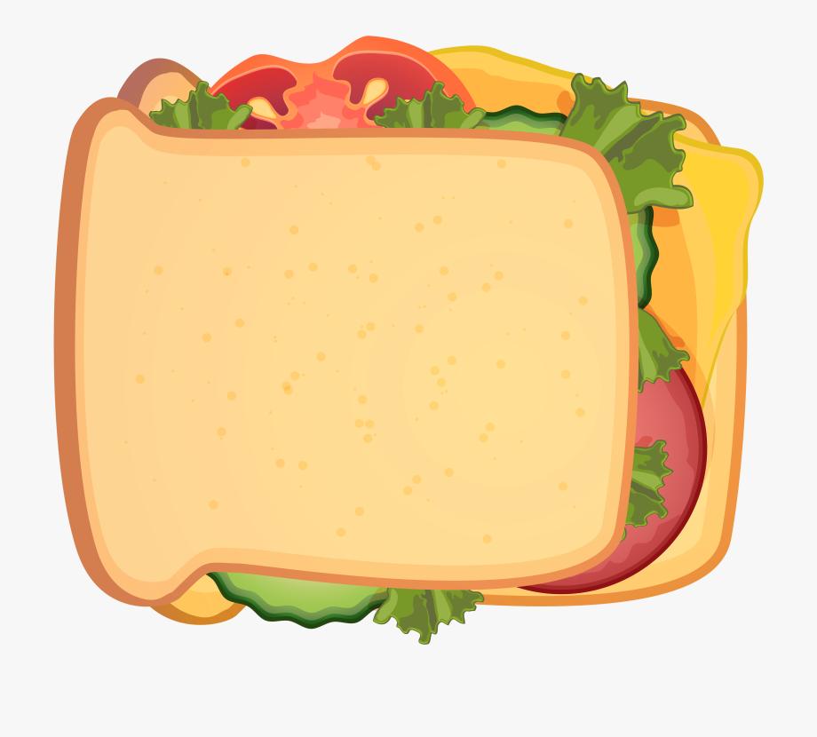 Sandwich Png Clipart.