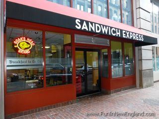 Sandwich Express.