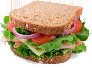 Sandwich PNG Transparent Images.
