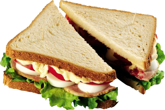 Sandwich PNG Photo Image.