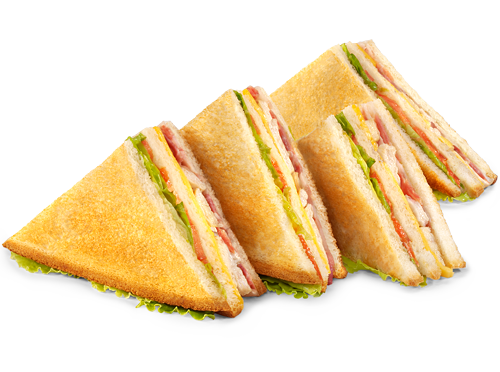 Sandwich PNG Transparent Images.