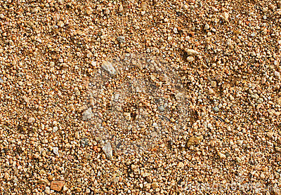 Sandy Soil Stock Images.