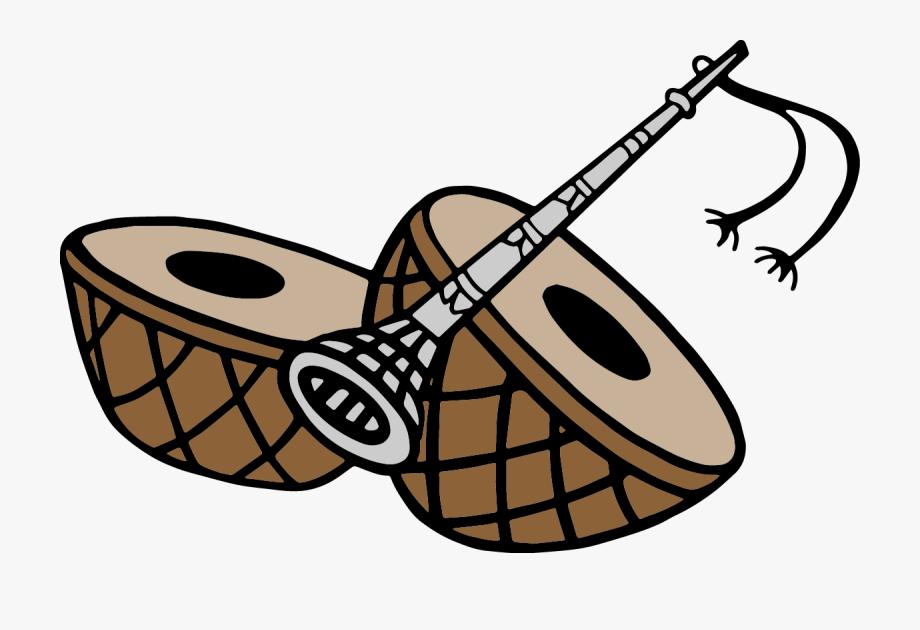 Drum Clipart Sangeet.