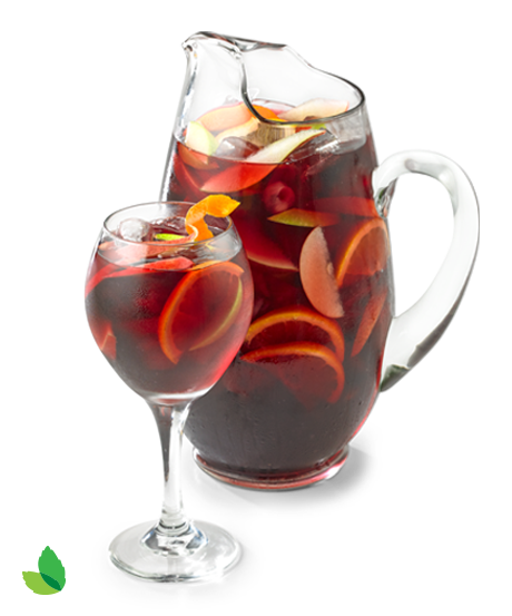 Simple Sangria Recipe with Truvia Natural Sweetener.