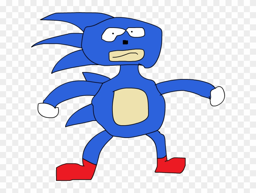 My English Is Not Very Good But Sonic Is A ******.