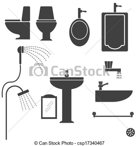 Sanitary ware Illustrations and Stock Art. 208 Sanitary ware.