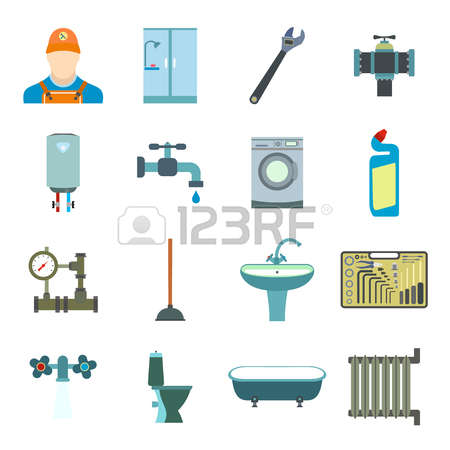 754 Sanitary Engineering Stock Vector Illustration And Royalty.
