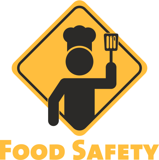 Food sanitation clipart.