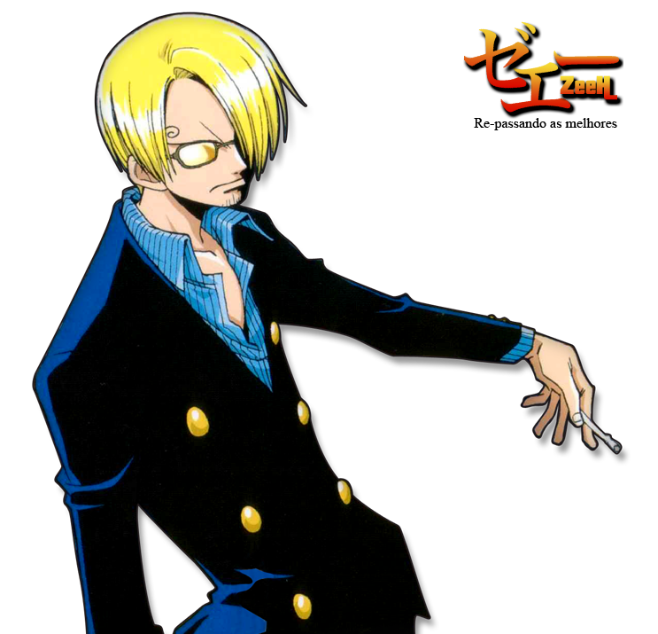 Download One Piece Sanji PNG Transparent Image.