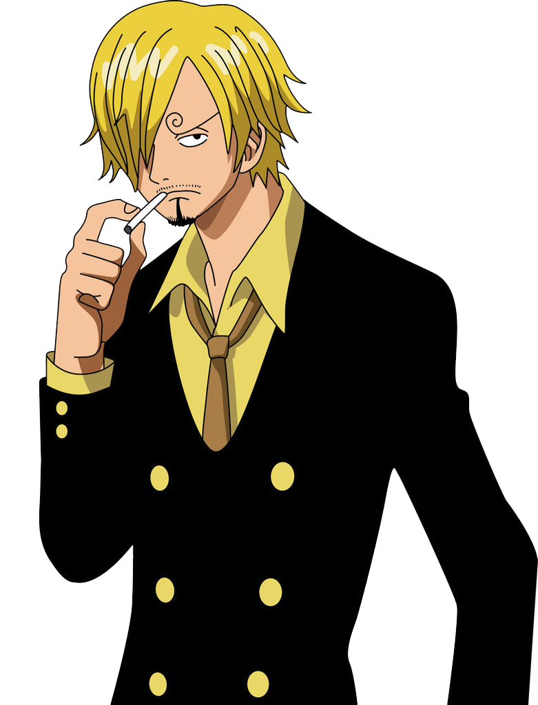 Download Free png One Piece Sanji PNG File.