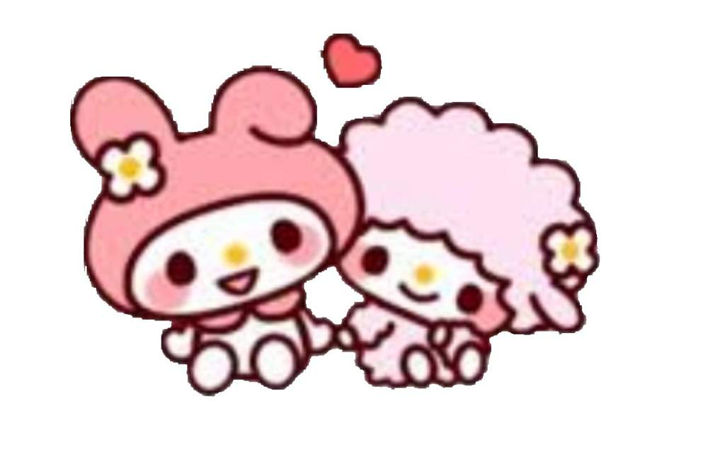 Sanrio png pack: My Melody.