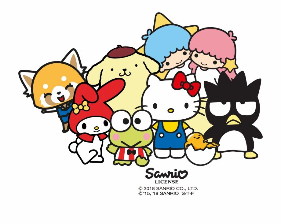 Sanrio Characters.