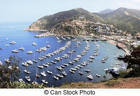 Pictures of Casino Building Santa Catalina Island.