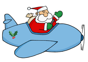 Free Santa Claus Clipart Image 0521.