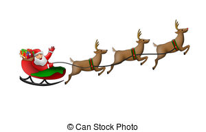 Sleigh Clipart and Stock Illustrations. 8,818 Sleigh vector EPS.