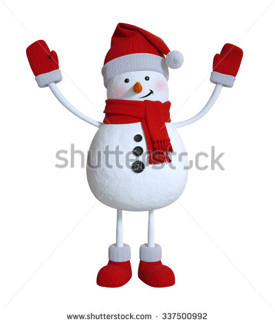 Snowman Clipart Stock Images, Royalty.