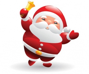 Santa Snowman Clipart.