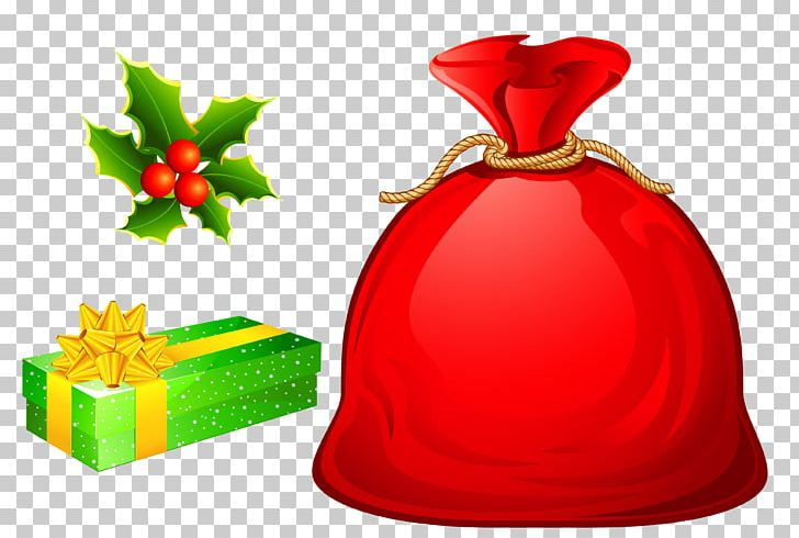 Santa Claus Christmas Gift Bag PNG, Clipart, Bag, Blog.